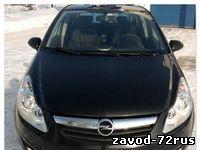 В Ялуторовске автолюбительница на «Опель Корса» въехала в остановочный комплекс, пострадала девушка.