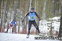 Алексей Трусов выиграл спринт в «Жемчужине Сибири»