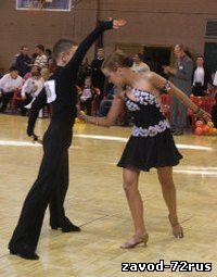 В Ялуторовске прошёл танцевальный турнир «Рождественский серпантин»