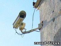В Заводоуковске у одного из банков города, несовершеннолетний похитил камеру наружного видеонаблюдения